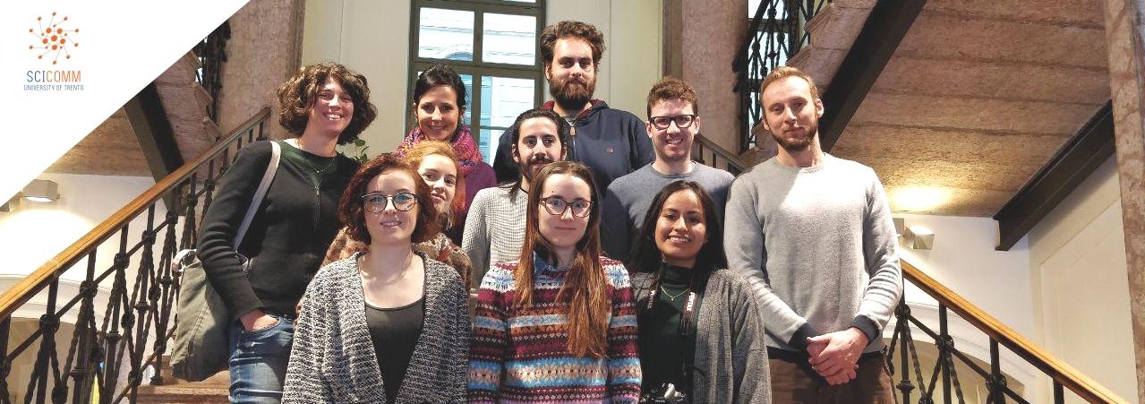 studenti scicomm 2018